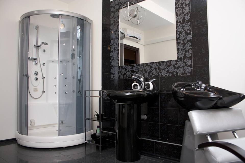 Viipuri kauneushoitola suihku