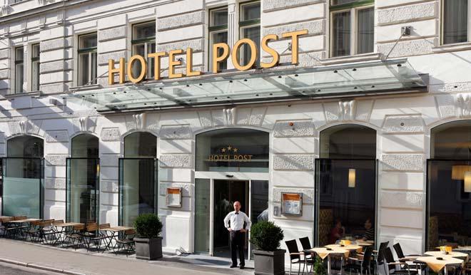 Itävalta Wien htl post_ulko