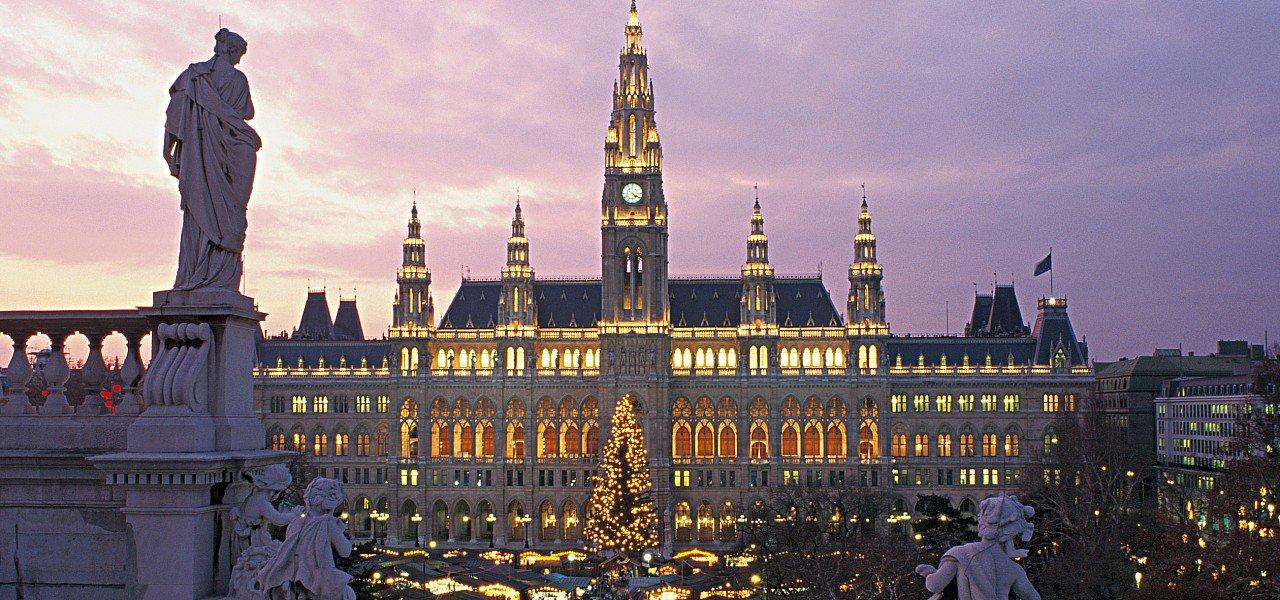 Wienin joulumarkkinat 1