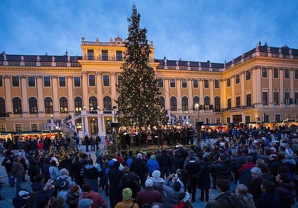 Wienin joulumarkkinat 2