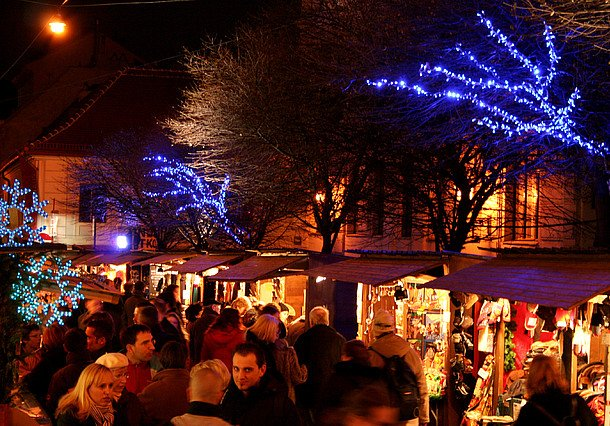 Wienin joulumarkkinat
