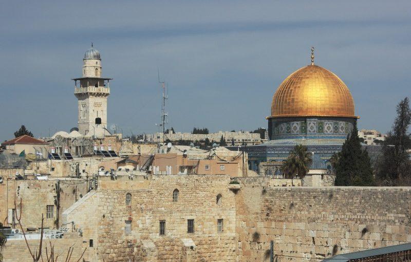 Jerusalem_The Old City of Jerusalem_800X600