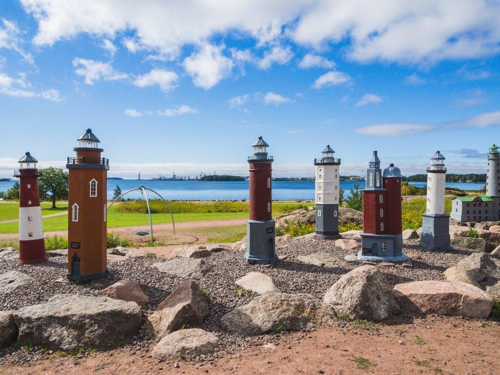 Kotka leirikoulu Seikkailujen saaret