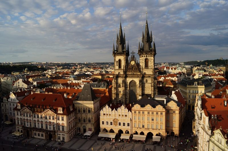 Tsekki Praha Uusivuosi