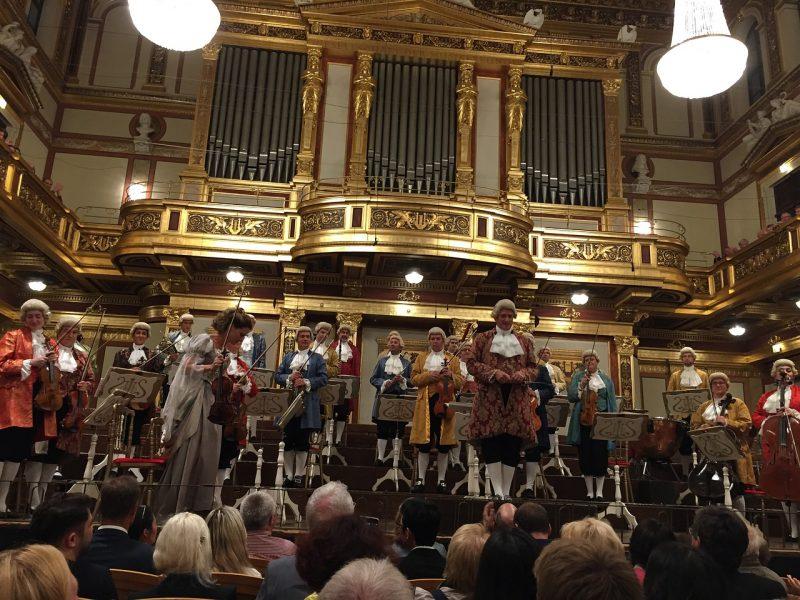 Itävalta Wien Mozart - mestariteoksia musiikkihallissa