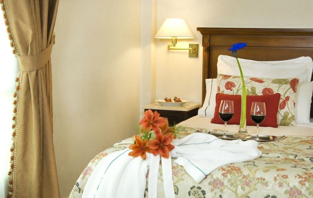 Chile-Santiago de Chile Hotel Diego de Velazques-dbl 1000