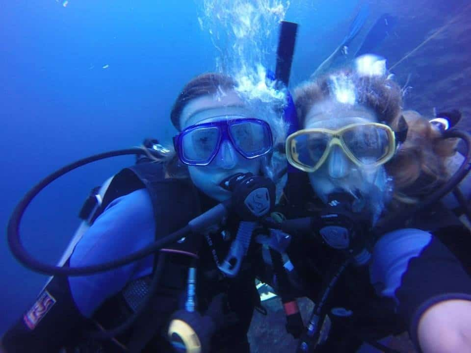Diving in Galapagos 960