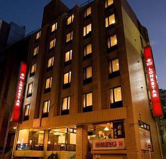 Japani-Tokio-City hotel Lonestar Shinjuku ulko