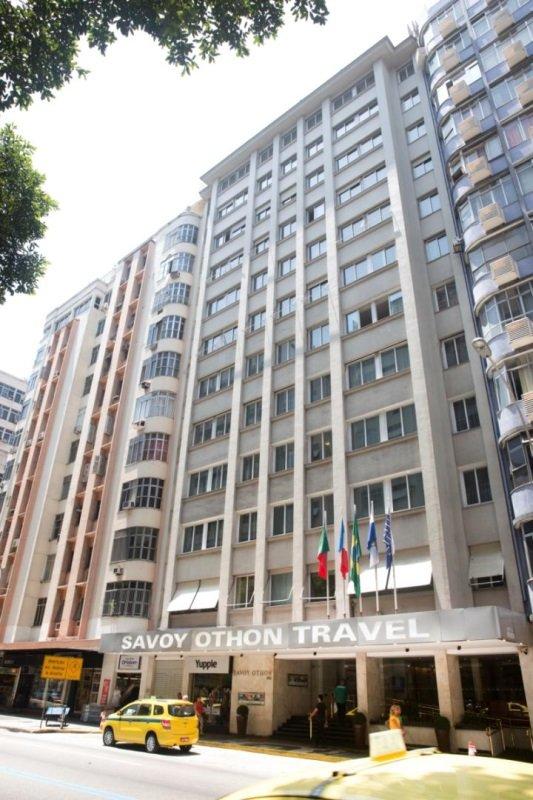 Rio de Janeiro Savoy Othon hotelli
