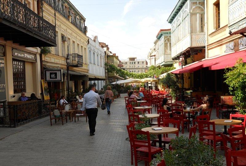 Georgia-tbilisi-street