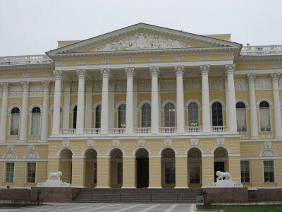 Venäjä_venäjän taiteen museo