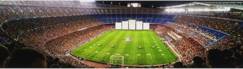 Barcelona Jalkapallomatka