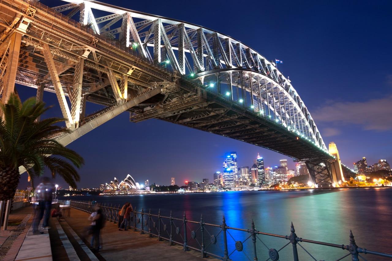 Australia Sydney kaukomatka