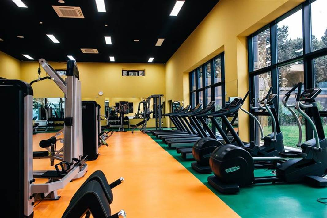 Baku-Azerbaijan-Rich hotel-fitness