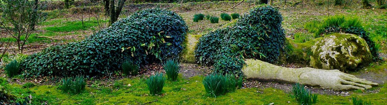Englantilaiset puutarhat ryhmämatka