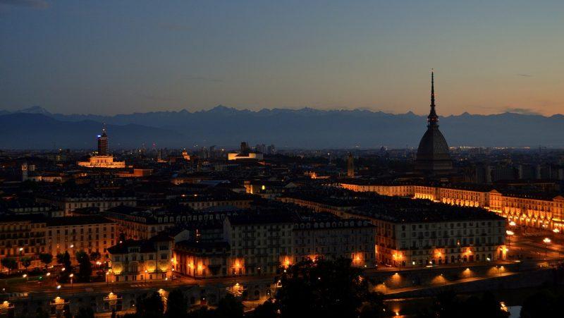 Italia Torino kaupunkiloma