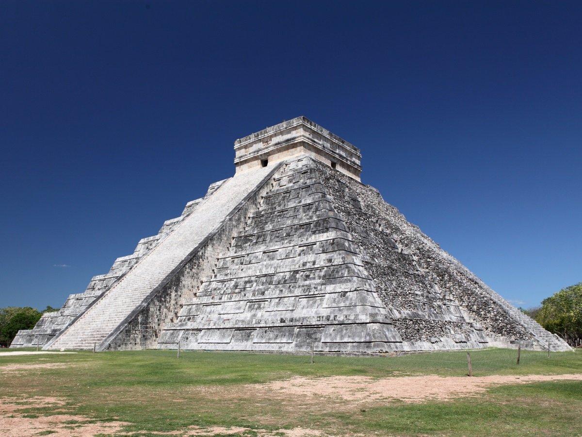 Meksikon aarteet ryhmämatka