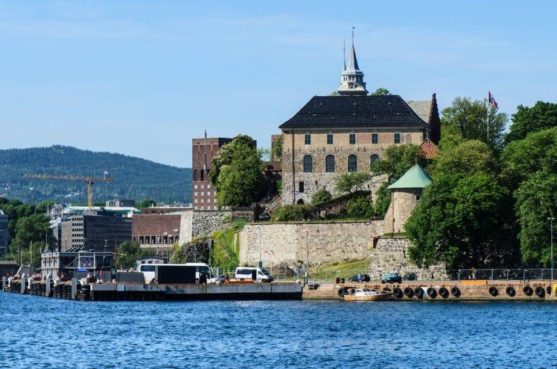 Norja Oslo kaupunkiloma