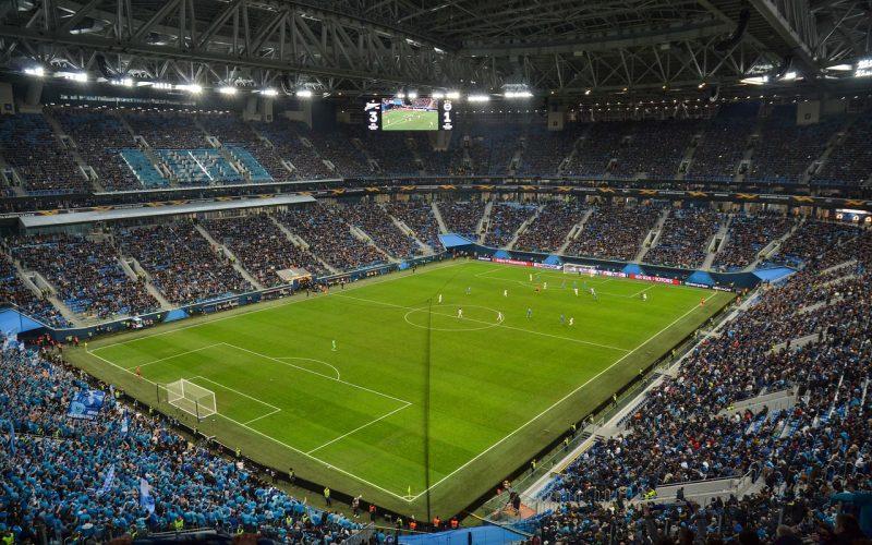 EM Jalkapallokilpailut UEFA Pietari