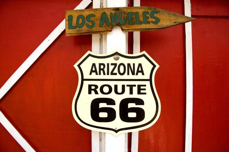 USA Route 66 - New York yhdistelmämatka