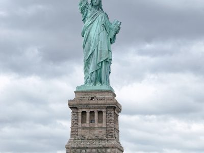 USA-New York-Vapaudenpatsas- ladyofliberty-1920