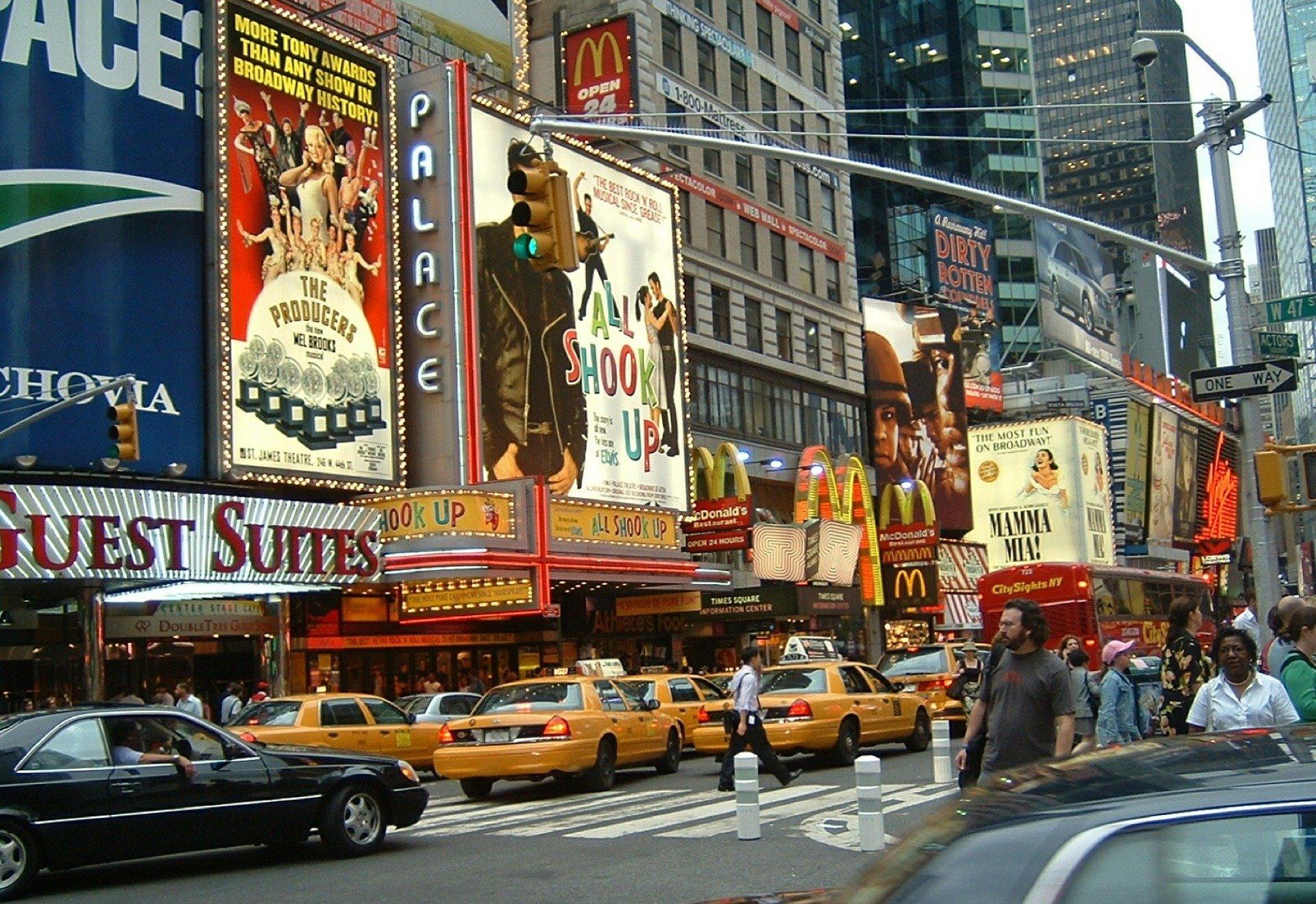 Usa-New York-times-square-1920
