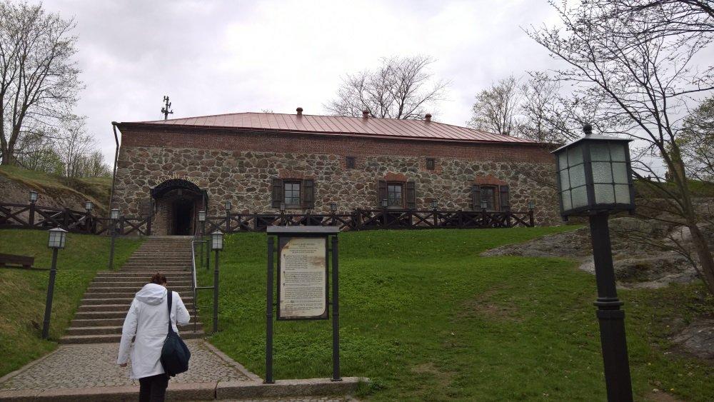 Venäj-Viipuri-linnoitusta1