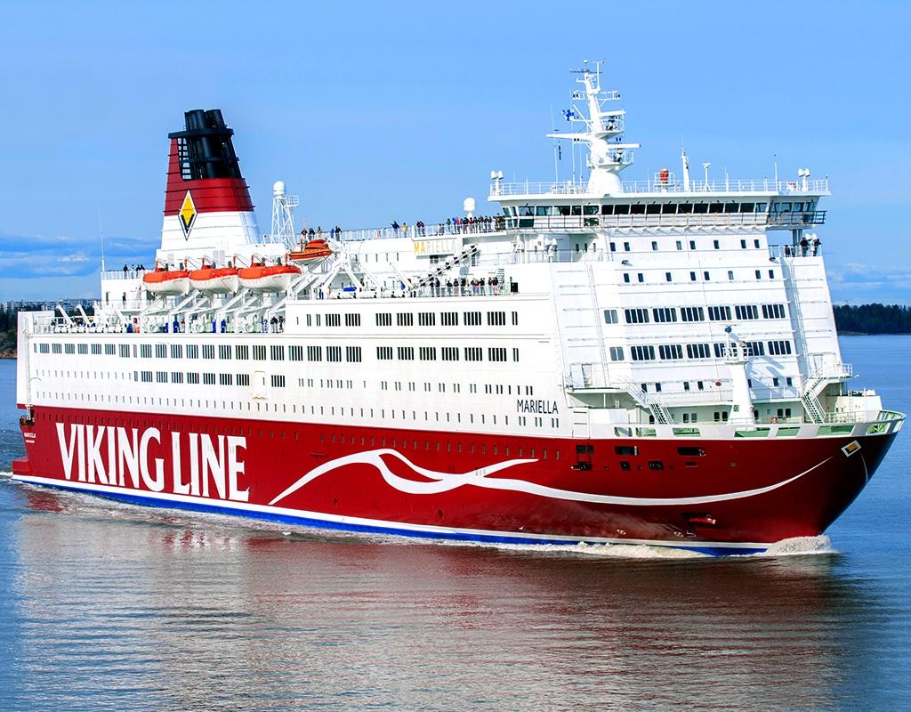 Viking Line merikokous tarjous!