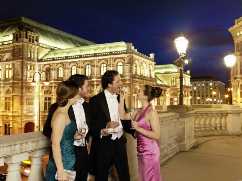 Itävalta Wien kaupunkiloma - foto Peter Burgstaller