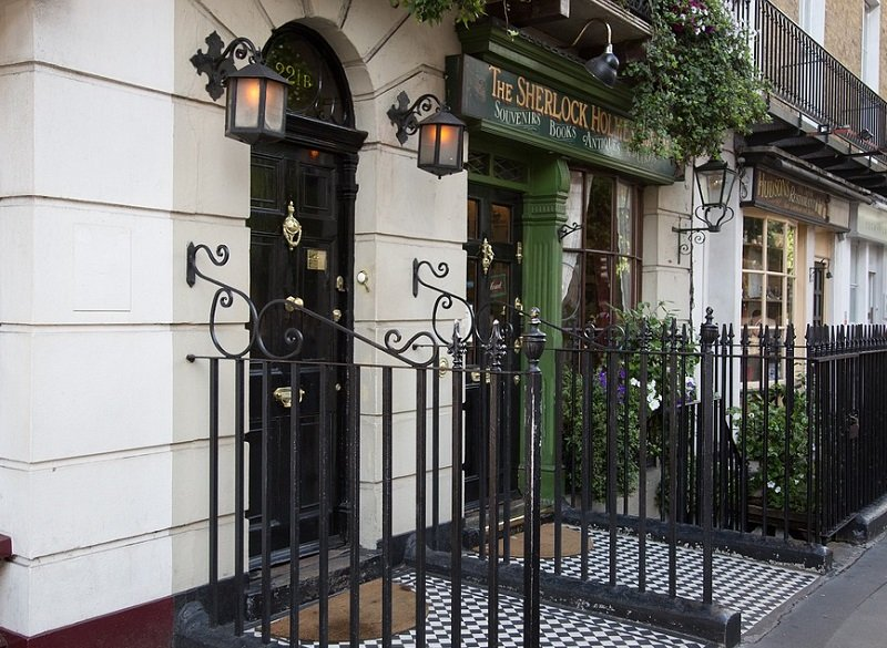Lontoo Sherlock Holmes