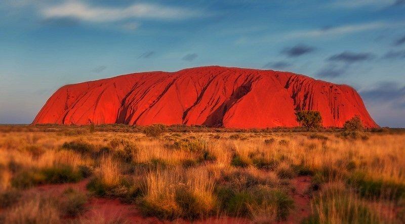 Australia kiertomatka