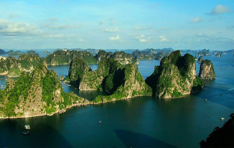 Vietnam ja Laos Pohjoinen - etniset kulttuurit