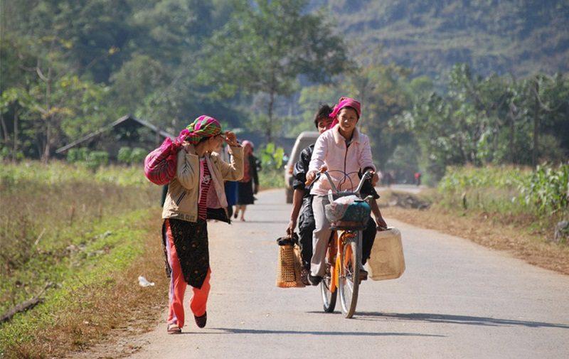 Vietnam_paikallista väestöä