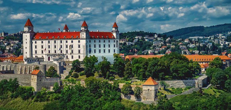 Slovakia Bratislava kaupunkiloma