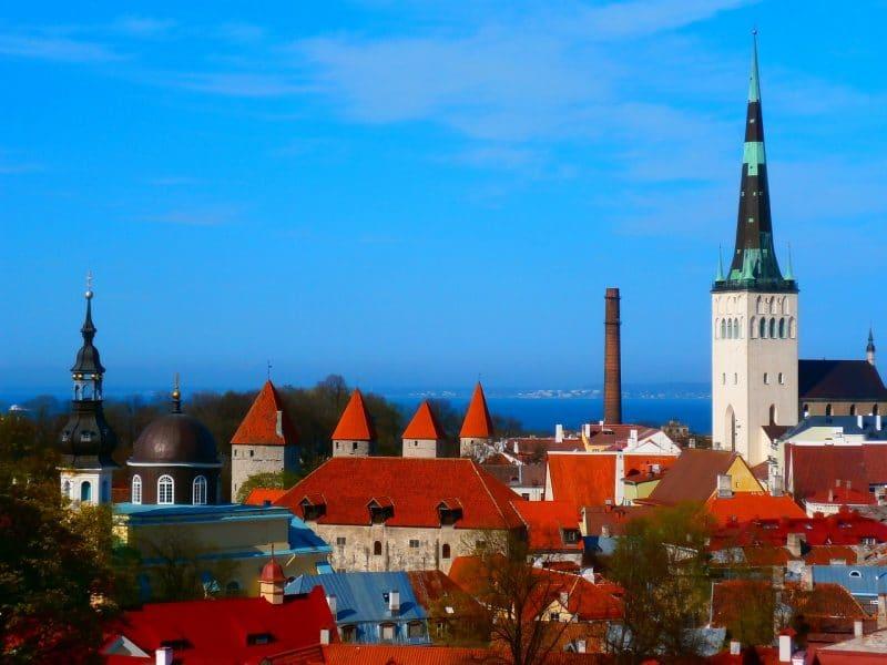 Tallinna juhlamatka