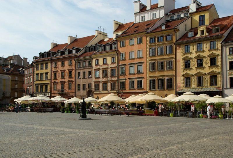 Puola Varsova ryhmille