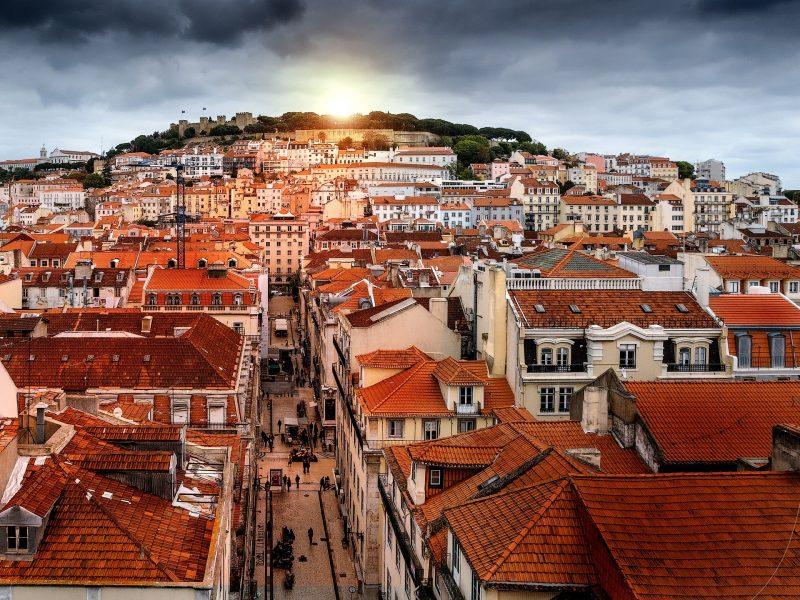 Lissabon opastettu matka