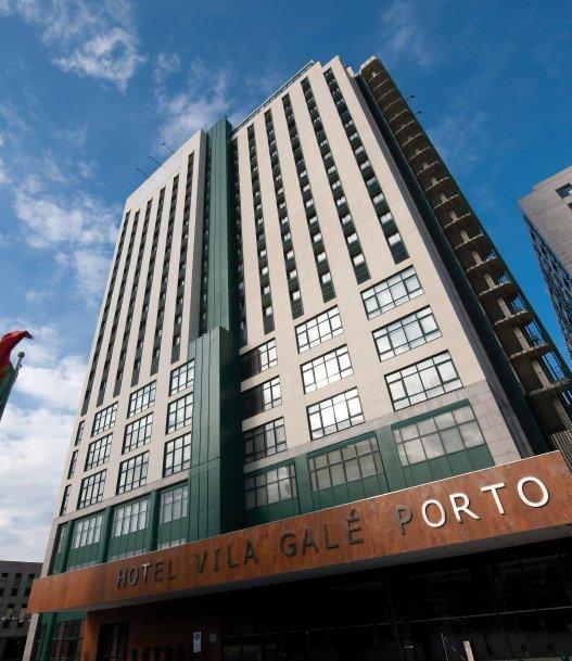 Portugal Porto Hotel Vila Gale Porto-vg_porto_fachada