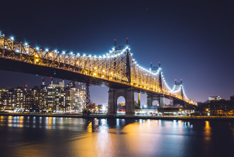 Queensboro Bridge, Queens© NYC & Company/ Photographer Wes Tarca. For web site use, http://www.nycgo.com.