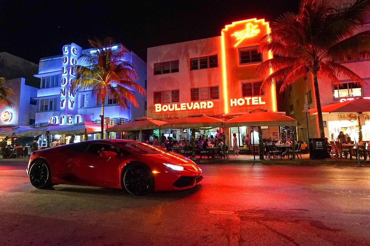 USA Miami Beach kaukomatka