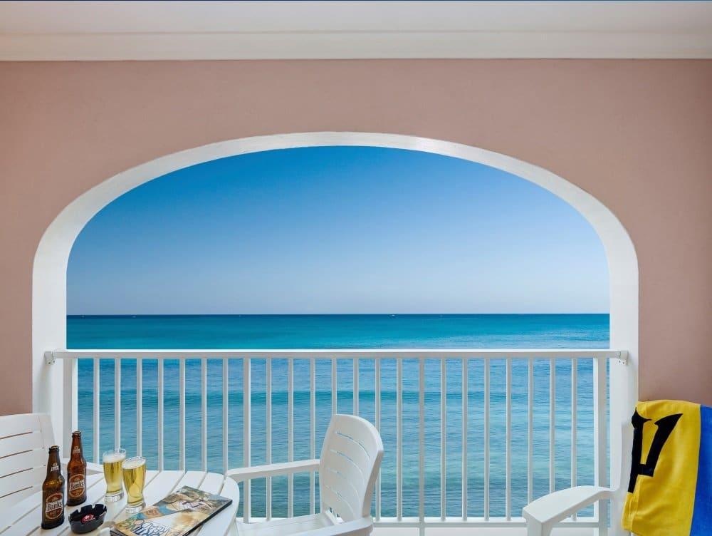 Barbados-Butterflybeach-deluxe-studio-ocean-view-balcony