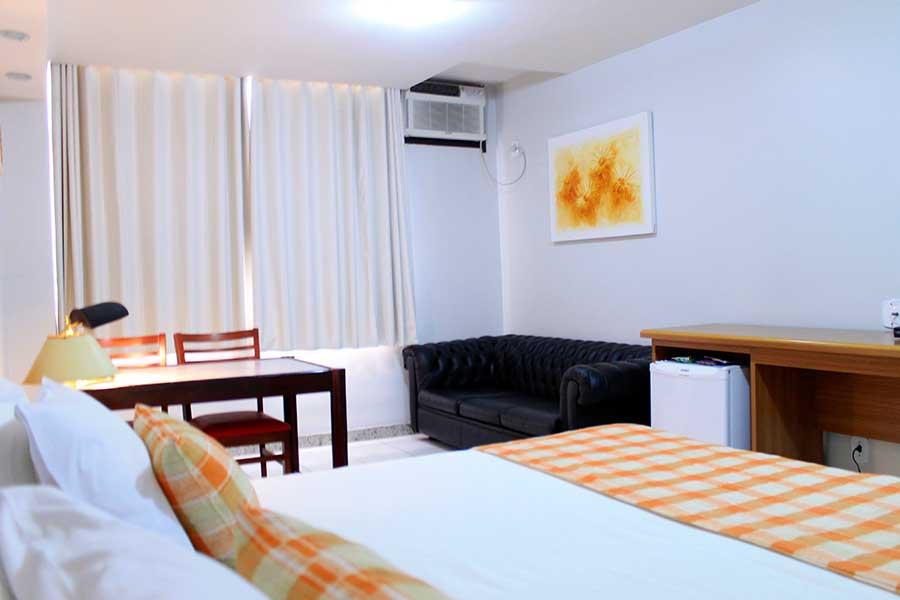 Brasilia-Rio-de-Janeiro-Golden Park Hotel-apartamento3