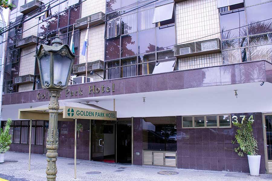 Brasilia-Rio-de-Janeiro-Golden Park Hotel-fachada