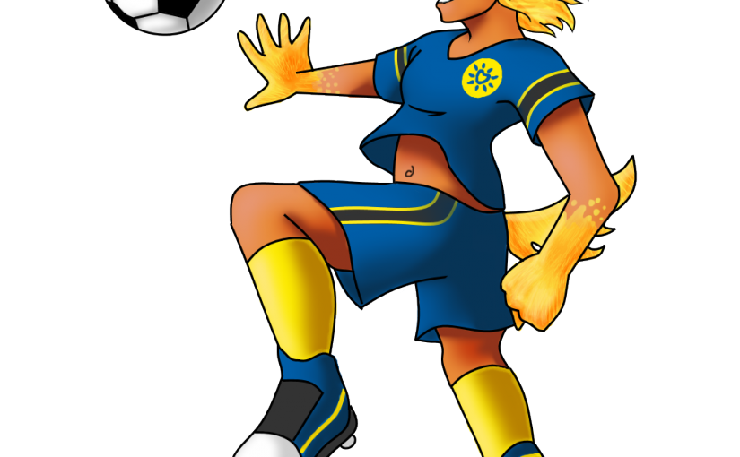 Vesper jalkapallo PNG-1