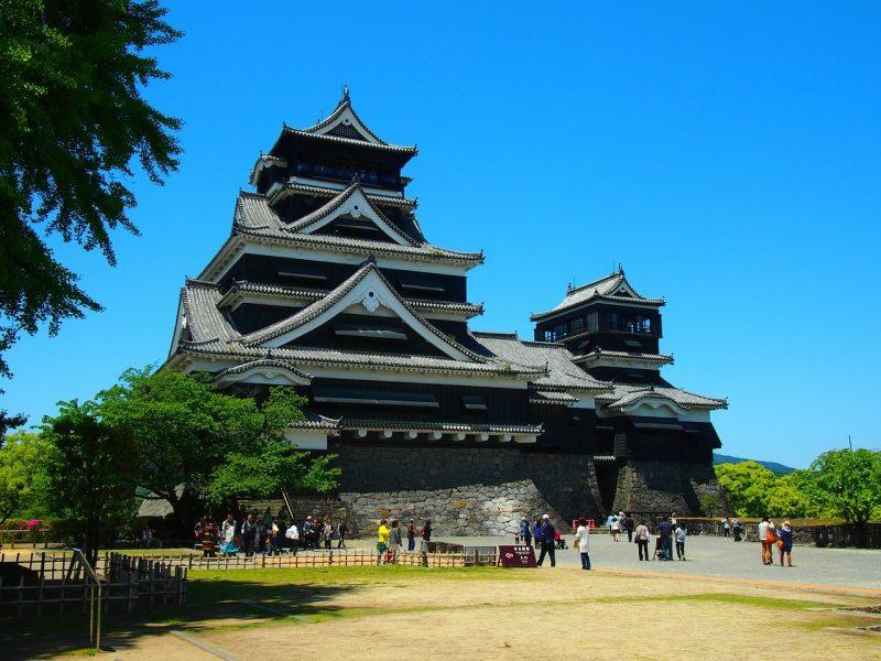 Japani-Kumamoto-castle-115034_1280