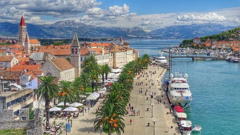 Kroatia-Trogir-city-3227665_1280