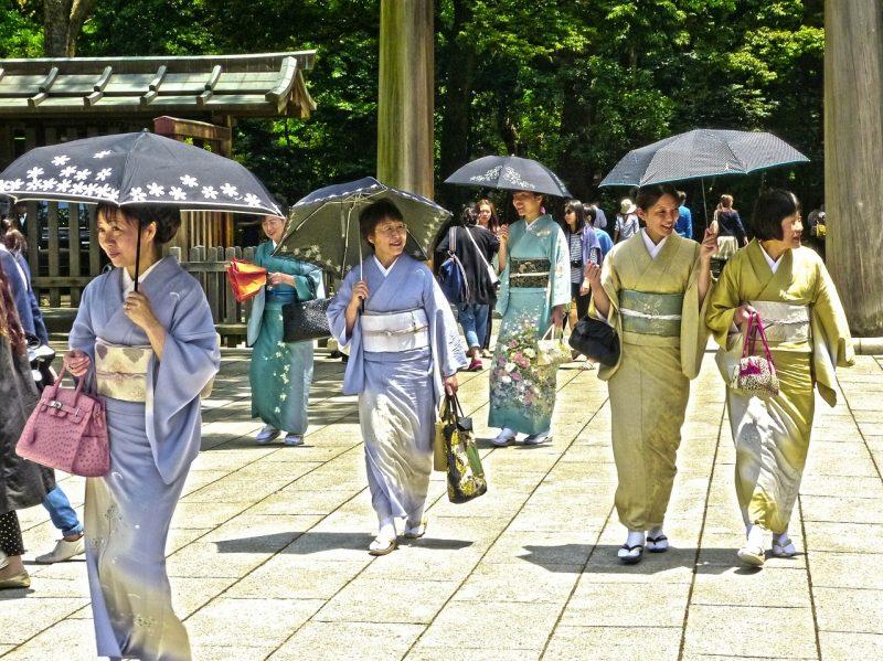 japani Tokio naiset