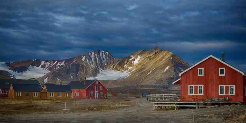 Ny Ålesund_Hurtigruten