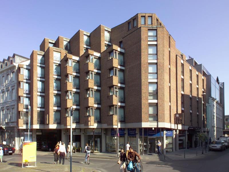 Aachen Aquis Grana City Hotel ulko