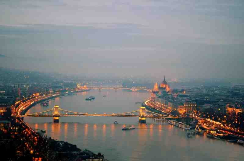 Budapest Tonava